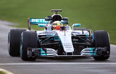 Mercedes-AMG Petronas Motorsport 2017 Updates