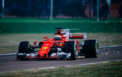 Ferrari SF70H – First Track Test