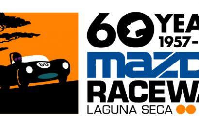 Mazda Raceway Laguna Seca New Logo