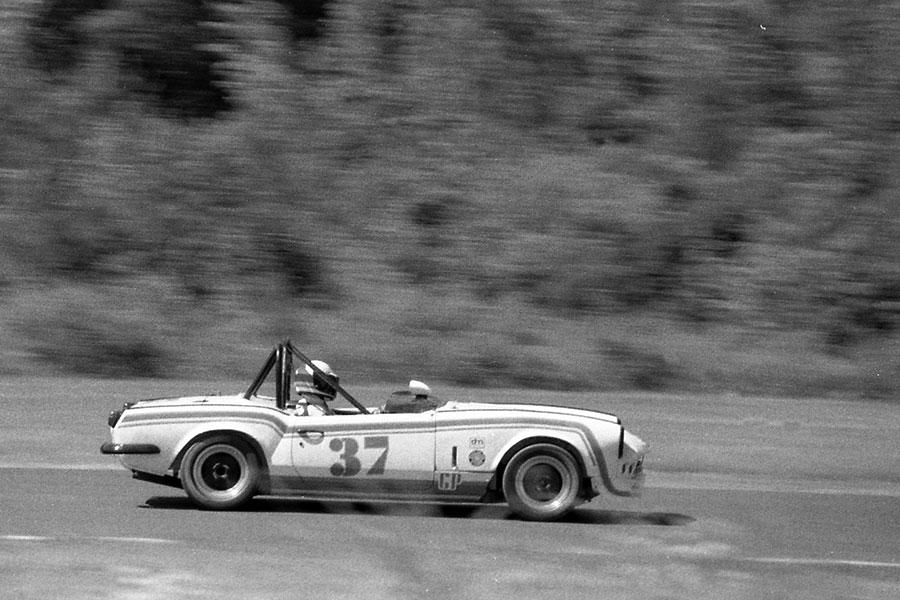 Lime Rock Park 1978 Formula Atlantic Track Thoughts
