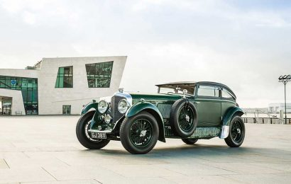 Bentley 'Blue Train' Speed Six