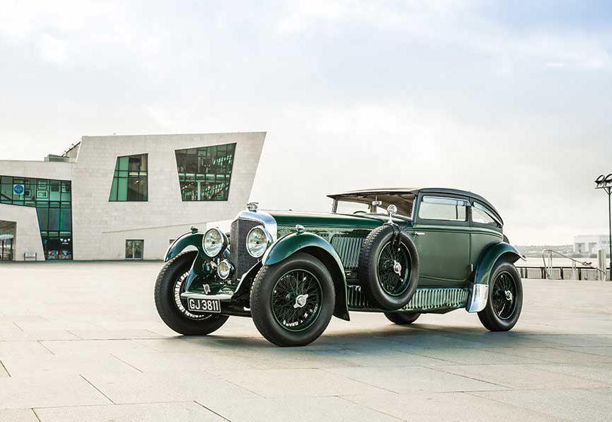 Bentley 'Blue Train' Speed Six