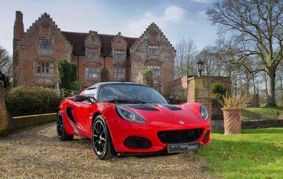 The New Lotus Elise Sprint