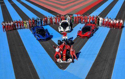 Formula 1 Returns to Circuit Paul Ricard
