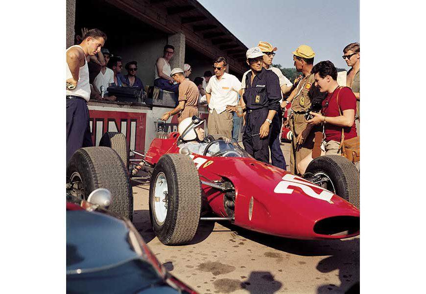 John Surtees – 1964 World Driving Champion 1934-2017
