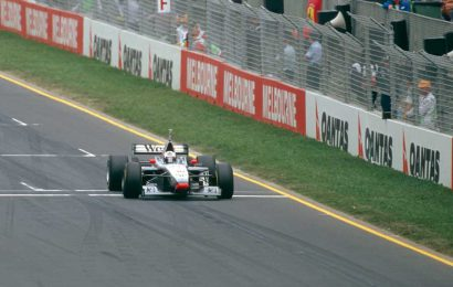 1997 – David Coulthard Makes the Breakthrough