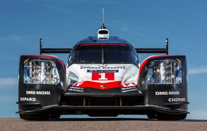 Porsche 919 Hybrid for the 2017 FIA World Endurance Championship