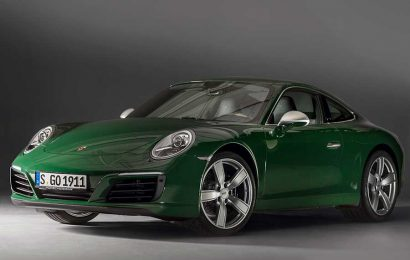 Porsche Milestone – One-millionth 911 rolls off the production line