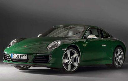 Porsche Milestone – One-millionth 911 rolls off the production line