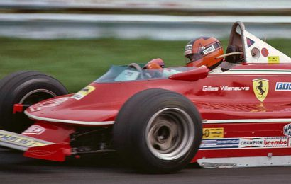 Gilles Villeneuve – 35 Years Later
