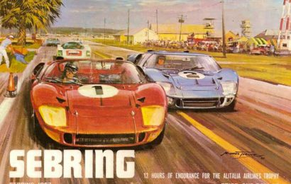 Sebring 1967 – My First Road Trip
