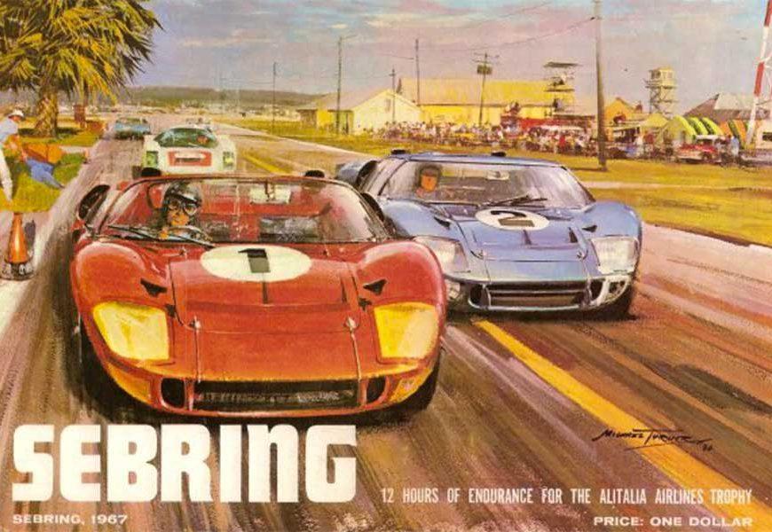 Sebring 1967 – My First Road Trip