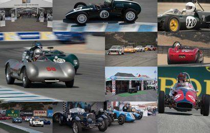 2017 Rolex Monterey Motorsport Reunion