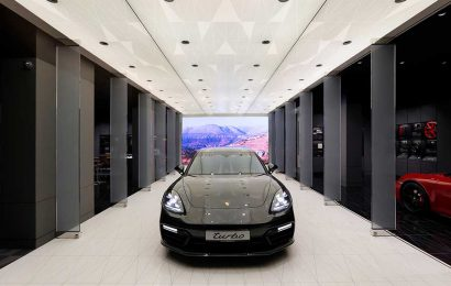 Porsche Studio opened in Beirut