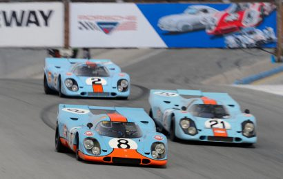 Rennsport Reunion VI Race Classes Announced