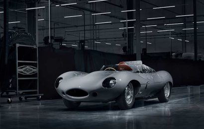 Jaguar Classic to Restart Production of D-Type Race Car