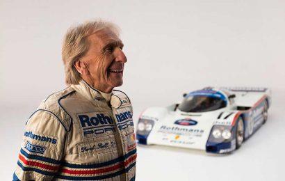 Porsche and Derek Bell
