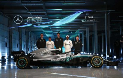 Mercedes-AMG F1 W09 EQ Power+ Introduction