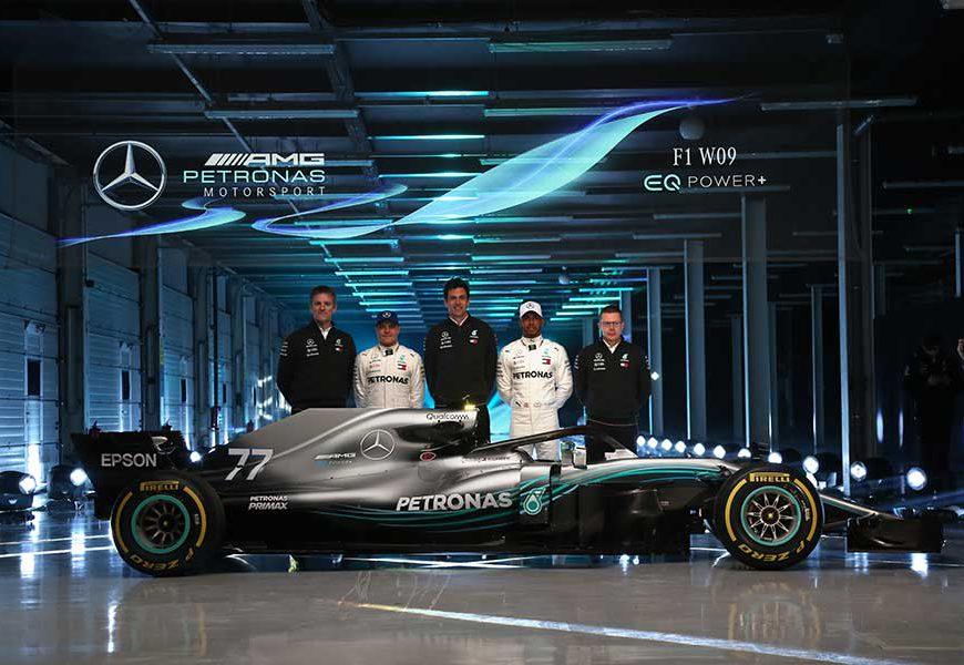 Mercedes-AMG F1 W09 EQ Power+ Introduction