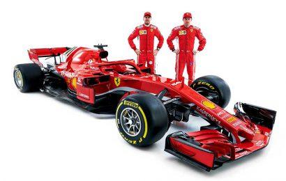 Ferrari SF71H Introduction