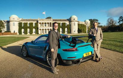 Porsche to Celebrate 70 Years of Sports Cars at Goodwood Festival of Speed