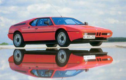 BMW Anniversaries at Essen Techno Classica