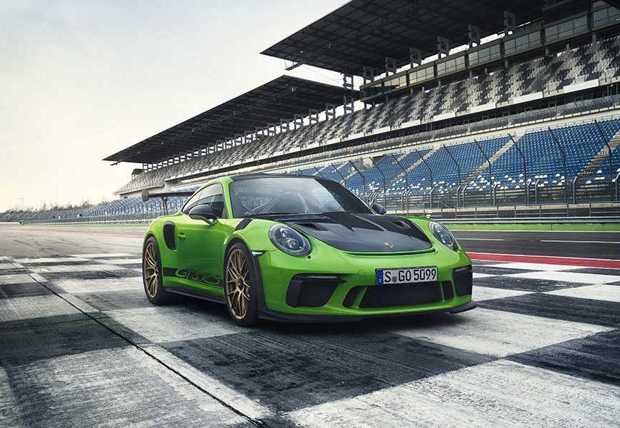 The New Porsche 911 GT3 RS