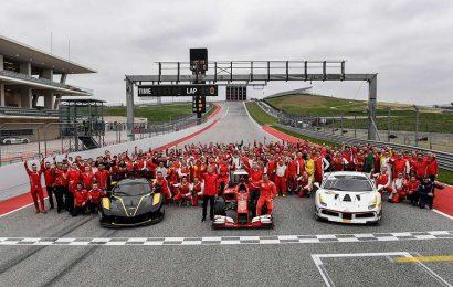 Ferrari Racing Days – Ferrari at COTA