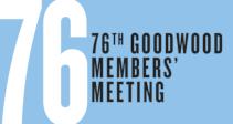 Goodwood 76th Members' Meeting