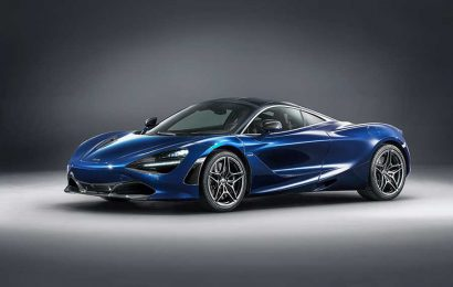 McLaren 720S Rhapsody in Atlantic Blue