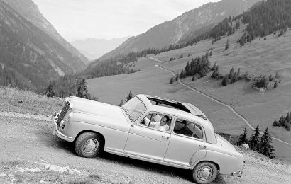 Mercedes-Benz safety and comfort innovations from 1958
