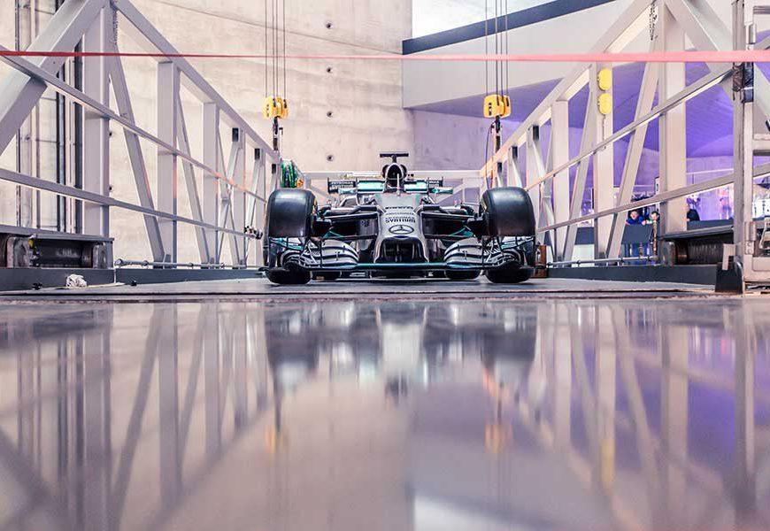 Mercedes-Benz Classic Start to the Season