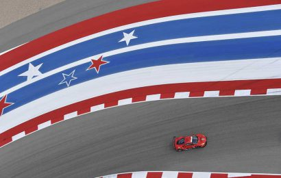 Ferrari Racing Days – Ready to Invade COTA