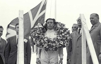 Jim Clark RIP 50 Years On