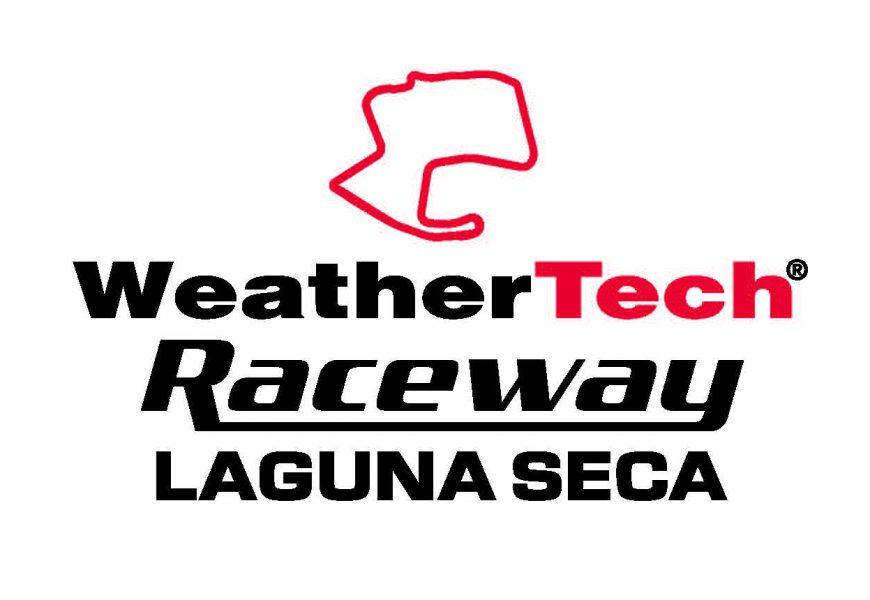 WeatherTech Raceway Laguna Seca Logo Announced